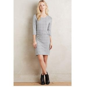 Anthropologie Amadi Knot-Front Dress